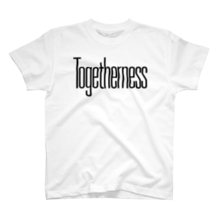 Togetherness (White) T-shirts