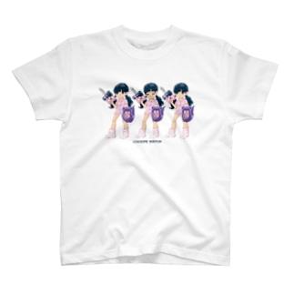 SNS vs おうち時間 【STAYHOME WARRIOR】 T-Shirt