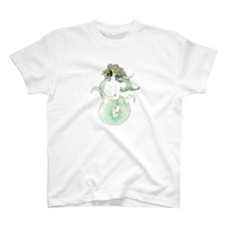 まどろみの森 T-shirts