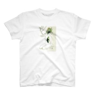 沈黙 T-shirts