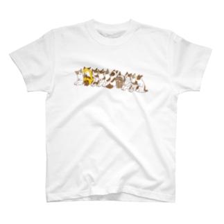 よりそってねむる T-shirts