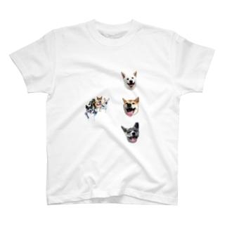 こじこてこと T-shirts