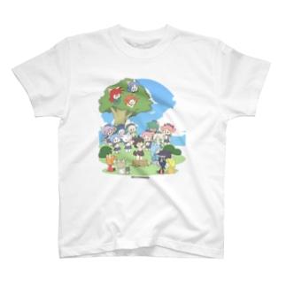 NEKO叉オリジナル T-shirts