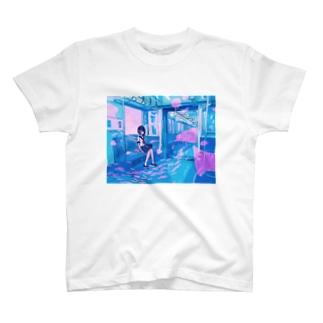 リライリカラリ T-shirts