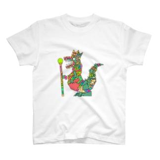 23 ワニ T-Shirt