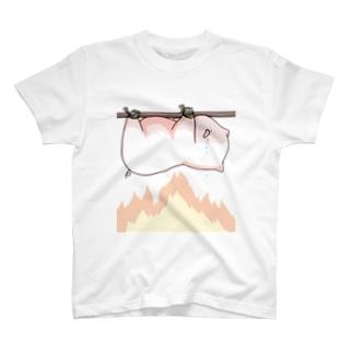 こぶたの丸焼き T-shirts