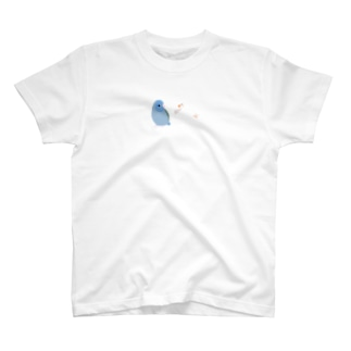 元気な小鳥 T-shirts