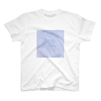 しずかにねころぶ T-shirts