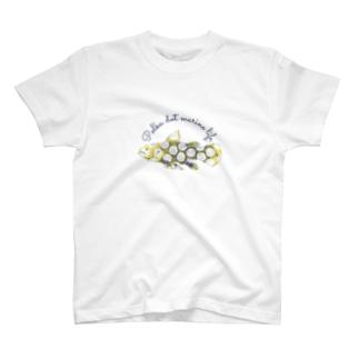 水玉海洋生物 シーラカンス T-shirts