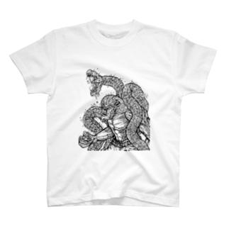 Buffys Movie クリーチャー:グローリー T-shirts