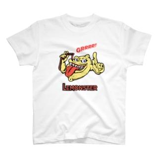 Lemonster T-shirts