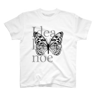 idea leuconoe T-shirts