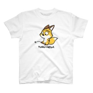 YURU-NEGA:7 T-shirts