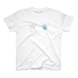 カミーとシミー Tシャツ T-shirts