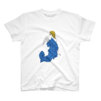 青い天使 T-shirts