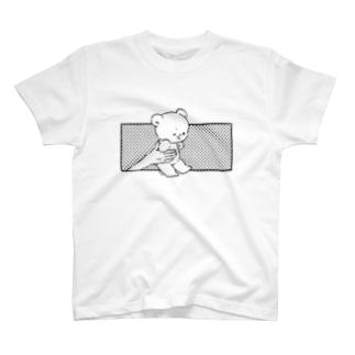 くまちゃんあげる!② T-shirts