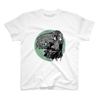 福留茜のJUICE T-shirts