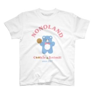 ★NONOLAND/bear T-shirts