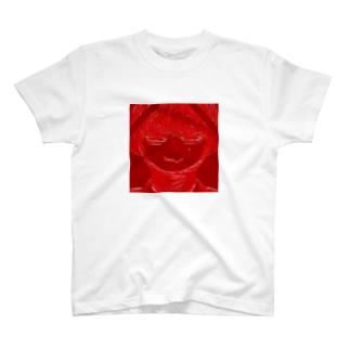 イエイ★遺影 T-shirts