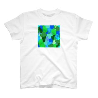 ポップ🌵サボテン T-shirts