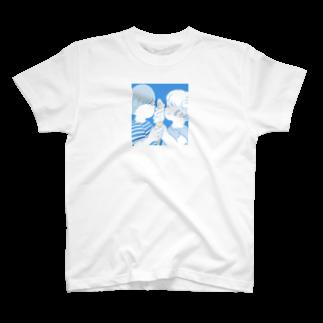 ソフトクリームキッス Tシャツ