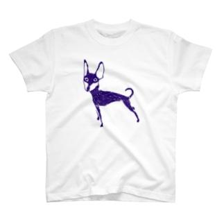 ミニピン T-shirts