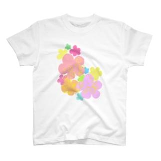 ふらわーず T-shirts