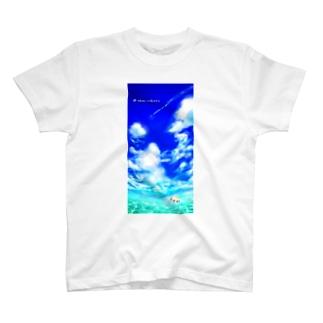 海とましまろう T-shirts