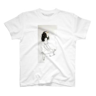 (泣) T-shirts