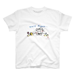 ましまろうcooking(まし屋) T-shirts