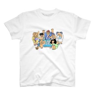 夏祭り T-shirts