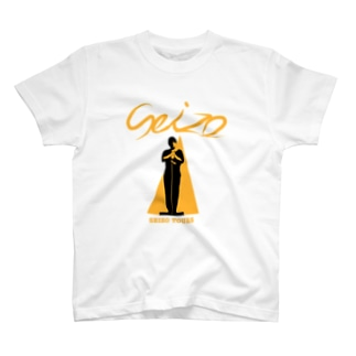 SEIZOツアー(オレンジ) T-shirts