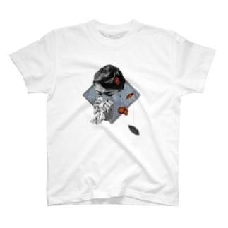 情事に絡む糸 T-shirts