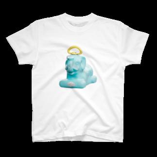 Yusuke SAITOHのぞう Tシャツ