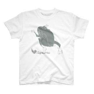 かえるくん カラー T-shirts