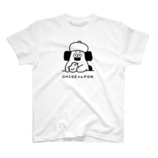鳥さんと T-shirts