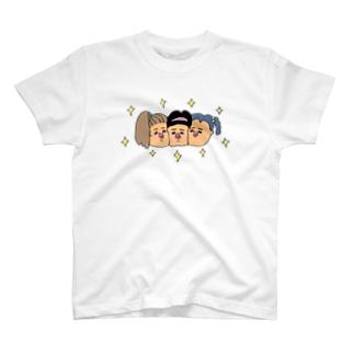 友達っていいね T-shirts