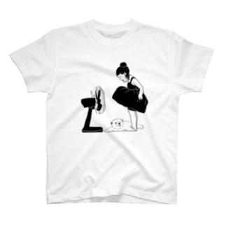 せんぷうき T-shirts