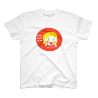 かみおひげ T-shirts