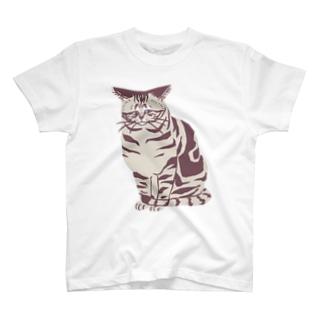 しょんぼり T-shirts