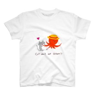 たこねこ T-shirts
