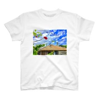 竹富島の心 T-Shirt