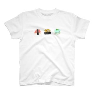 レア寿司 T-shirts