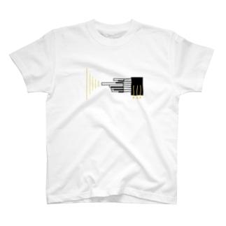 ピアノ T-shirts