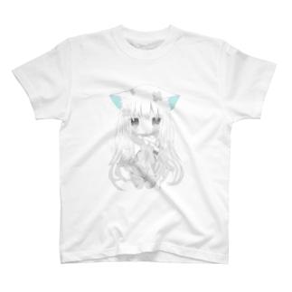だめねこ T-shirts