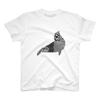 カリフォルニアアシカ T-shirts