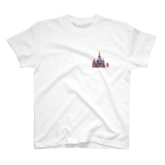 異国のお姫様 T-shirts