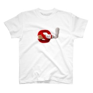 禁煙くん T-shirts
