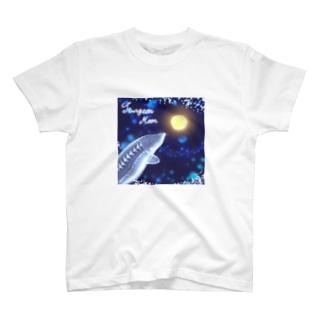 8月《Moonシリーズ》*Sturgeon Moon* T-shirts