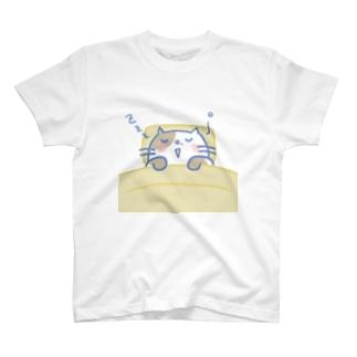 もこねこのすにゃんなTシャツ T-shirts
